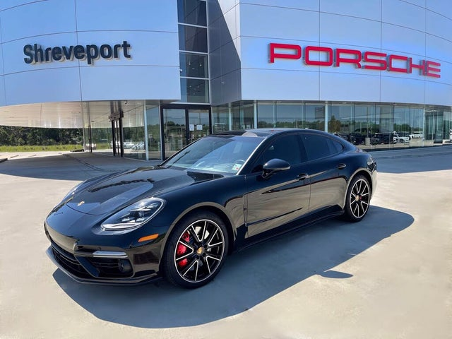 2019 Porsche Panamera Turbo AWD