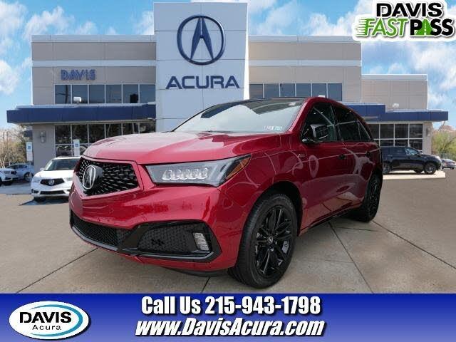 2020 Acura MDX SH-AWD PMC Edition