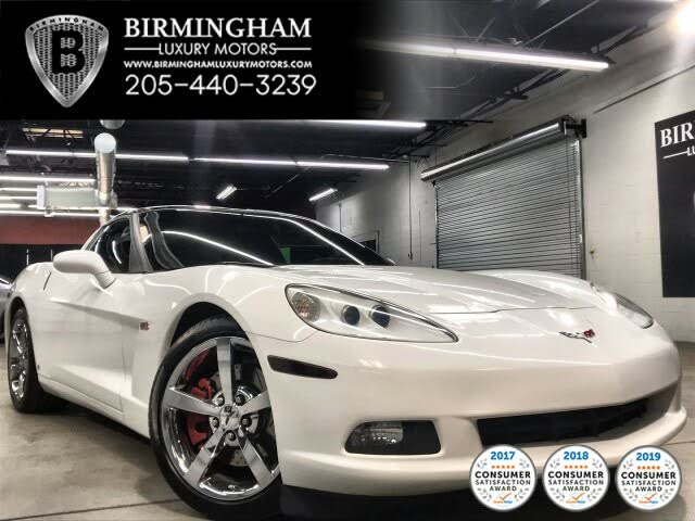 2009 Chevrolet Corvette 3LT Coupe RWD