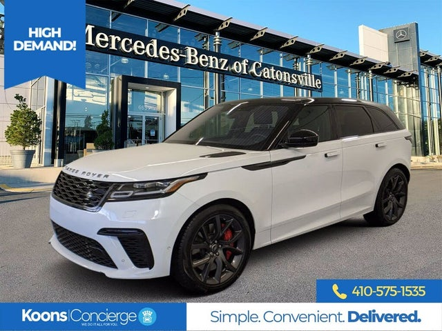 2020 Land Rover Range Rover Velar SVAutobiography Dynamic Edition AWD