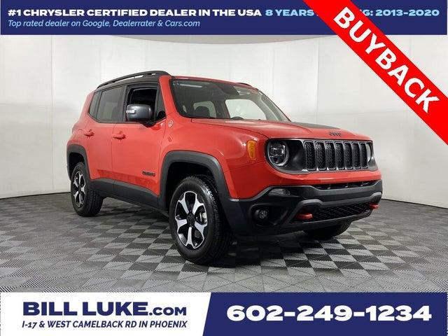 2019 Jeep Renegade Trailhawk 4WD