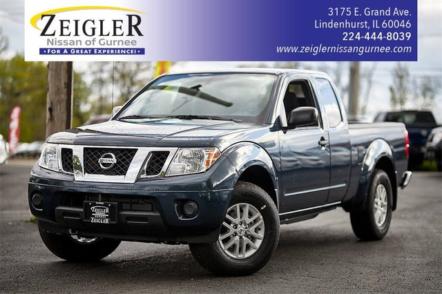 2021 Nissan Frontier SV King Cab 4WD