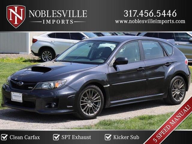 2011 Subaru Impreza WRX Premium Package