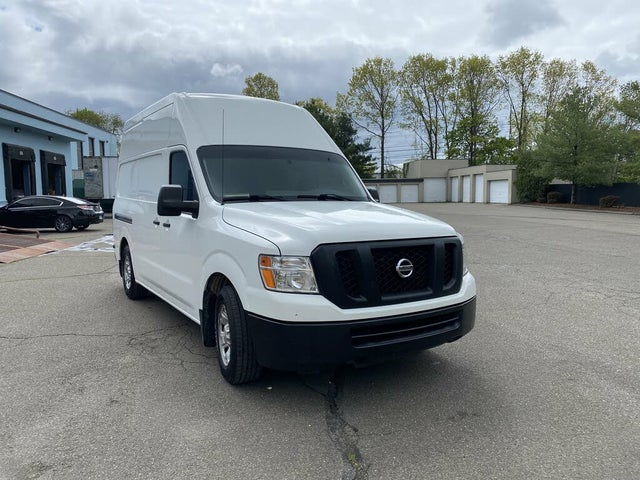 2013 Nissan NV Cargo 2500 HD S with High Roof V8