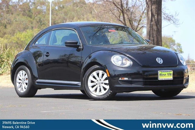 2014 Volkswagen Beetle 2.5L Entry