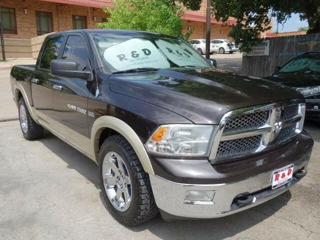 2011 RAM 1500 Laramie Crew Cab