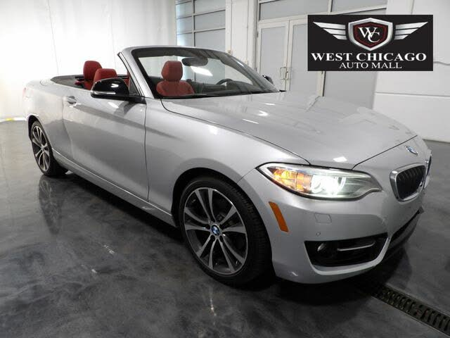 2015 BMW 2 Series 228i xDrive Convertible AWD