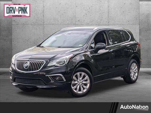 2018 Buick Envision Essence FWD