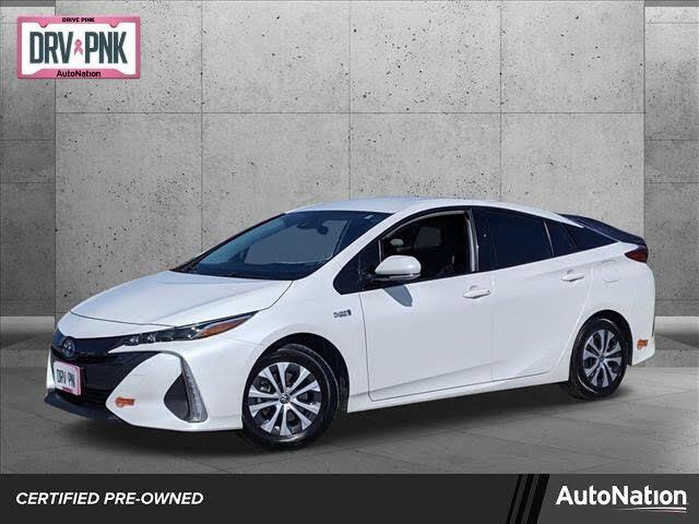 2020 Toyota Prius Prime LE FWD
