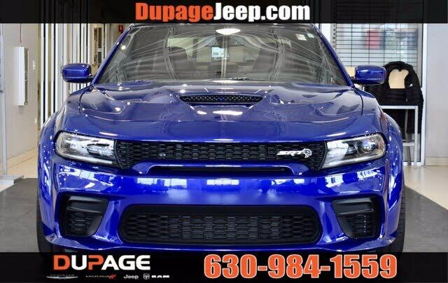 2020 Dodge Charger SRT Hellcat Widebody RWD