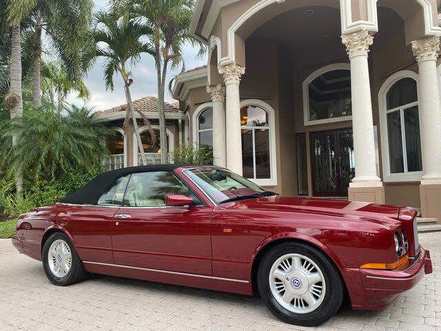 1996 Bentley Azure RWD