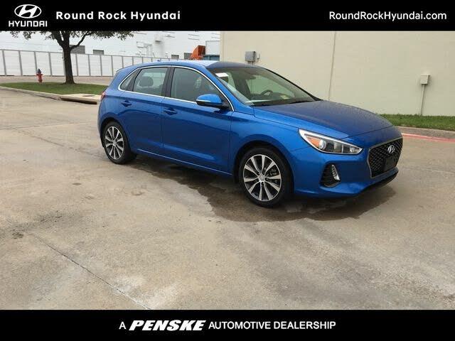 2018 Hyundai Elantra GT FWD