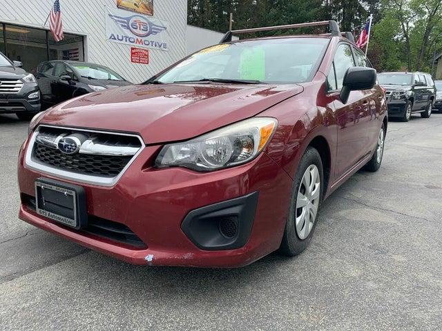 2013 Subaru Impreza 2.0i Touring Wagon