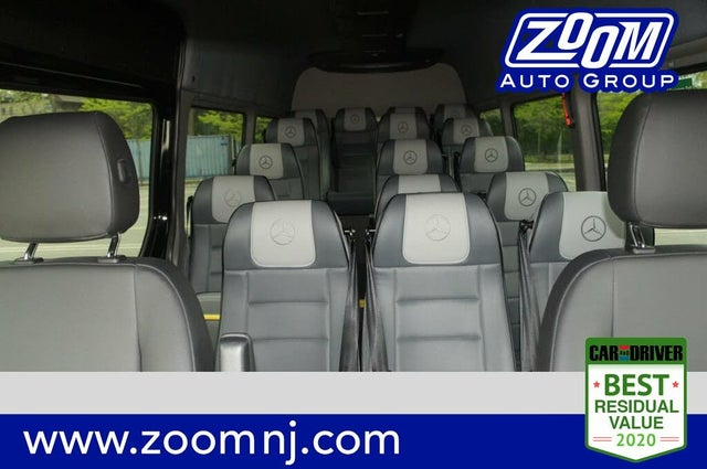 2020 Mercedes-Benz Sprinter Cargo 3500 XD 170 High Roof Extended RWD