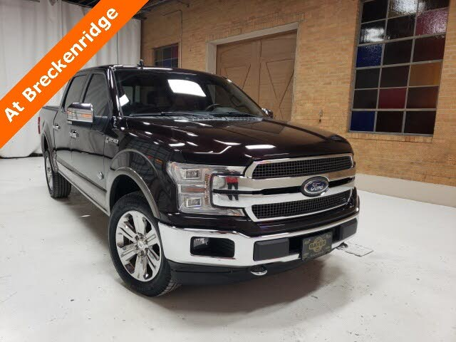 2018 Ford F-150 King Ranch SuperCrew 4WD