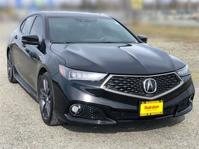 2019 Acura TLX V6 A-Spec SH-AWD with Technology Package
