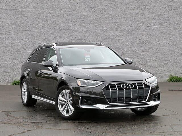 2021 Audi A4 Allroad 2.0T quattro Prestige AWD