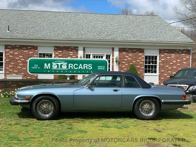 1988 Jaguar XJ-Series XJS Convertible RWD