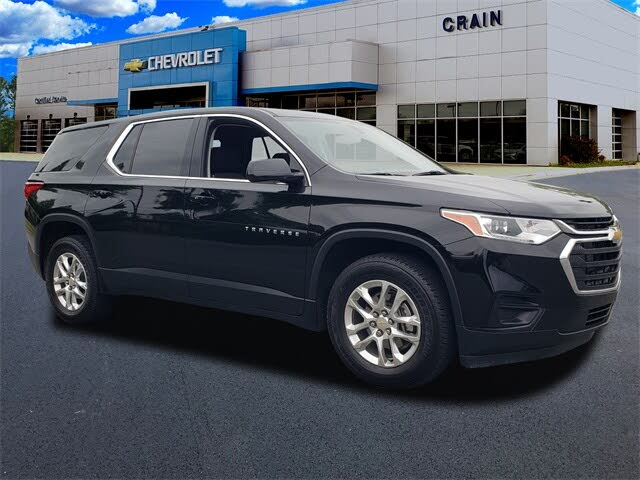2020 Chevrolet Traverse LS FWD