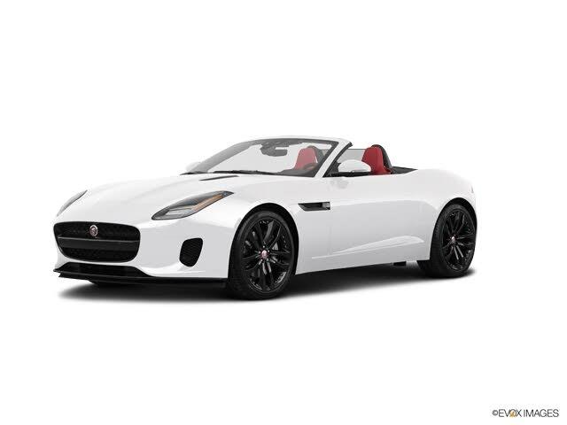 2020 Jaguar F-TYPE R Convertible AWD