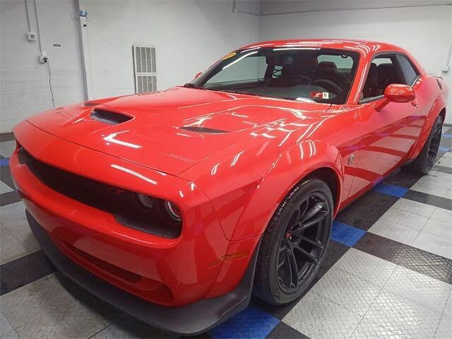 2020 Dodge Challenger R/T Scat Pack Widebody RWD