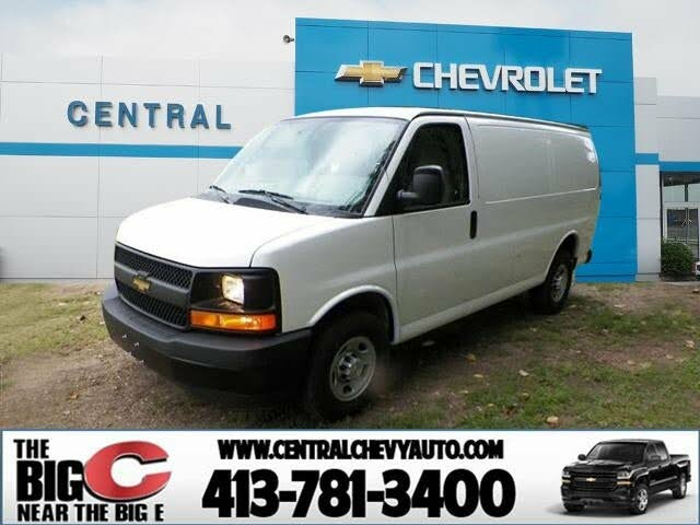 2021 Chevrolet Express Cargo 3500 Extended RWD