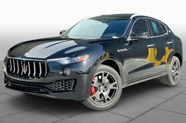 2019 Maserati Levante S 3.0L AWD