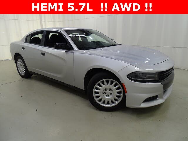 2019 Dodge Charger Police AWD