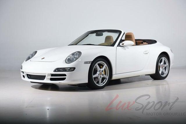 2006 Porsche 911 Carrera Convertible