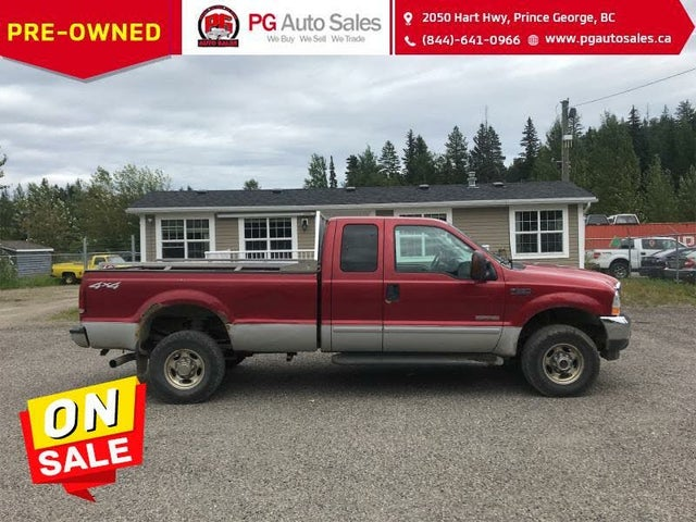 2003 Ford F-350 Super Duty Lariat Extended Cab SB 4WD