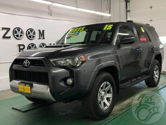 2015 Toyota 4Runner Trail 4WD