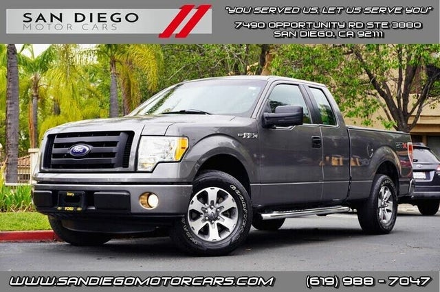 2012 Ford F-150 STX SuperCab