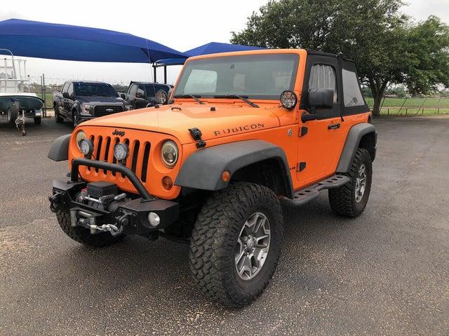 2013 Jeep Wrangler Rubicon 10th Anniversary