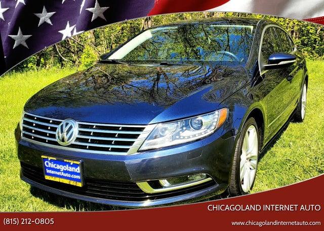 2013 Volkswagen CC 2.0T Lux FWD