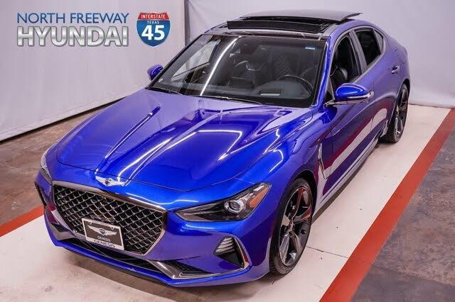 2019 Genesis G70 2.0T Advanced RWD