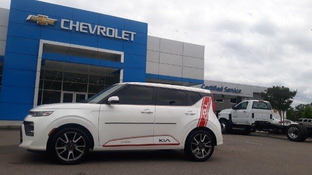 2020 Kia Soul GT-Line FWD