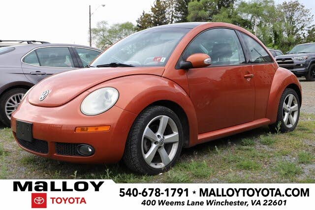 2010 Volkswagen Beetle Red Rock Edition