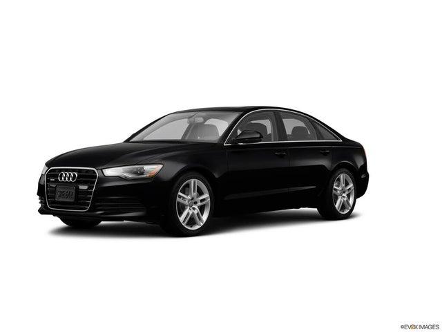 2014 Audi A6 2.0T Premium Plus Sedan FWD