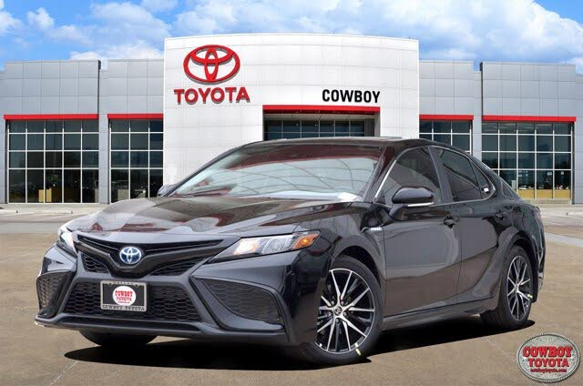2021 Toyota Camry Hybrid SE FWD