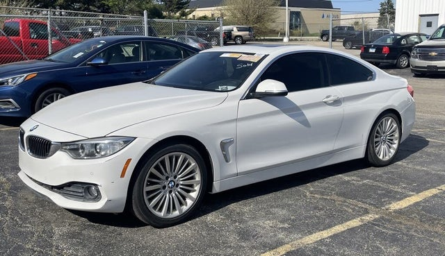 2014 BMW 4 Series 435i Coupe RWD