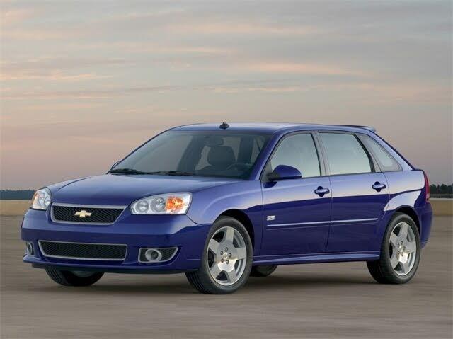 2006 Chevrolet Malibu Maxx SS FWD