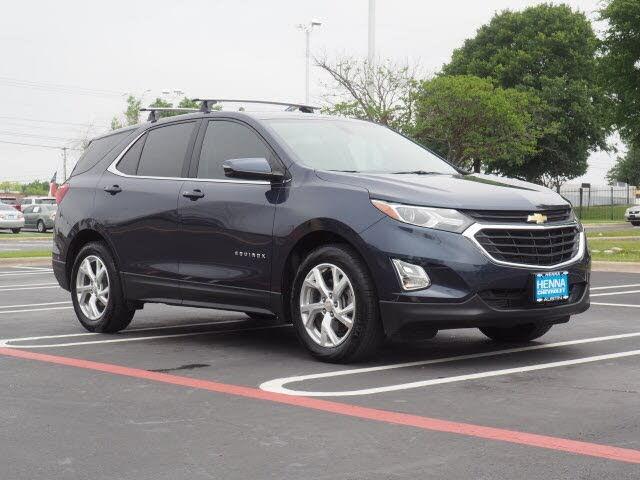 2018 Chevrolet Equinox 2.0T LT FWD