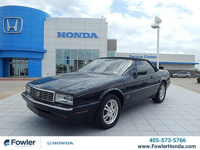 1990 Cadillac Allante FWD