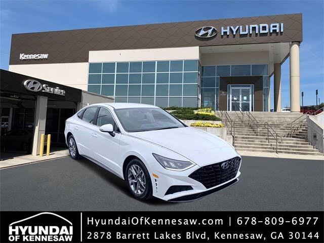 2020 Hyundai Sonata SEL FWD