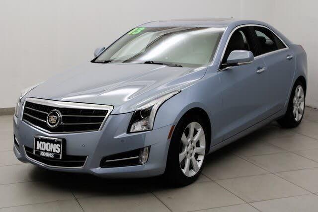 2013 Cadillac ATS 2.0T Performance RWD