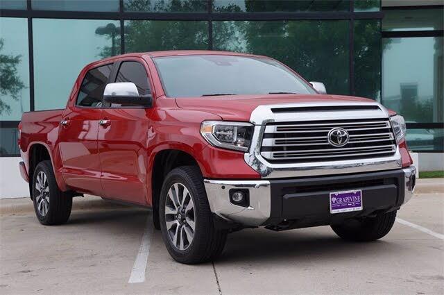 2020 Toyota Tundra Limited CrewMax 4WD