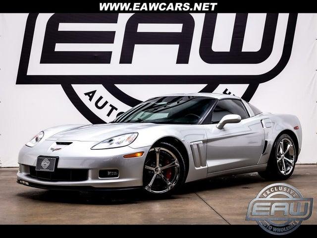 2013 Chevrolet Corvette Z16 Grand Sport 3LT Coupe RWD