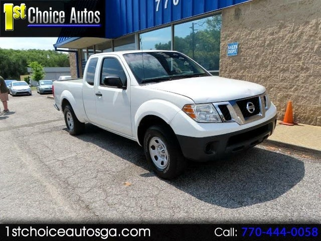 2015 Nissan Frontier S King Cab