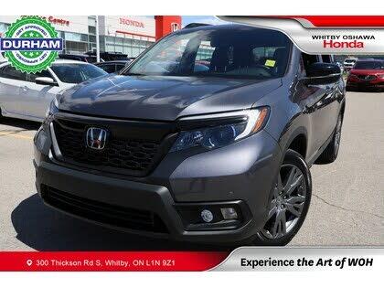 2020 Honda Passport EX-L AWD
