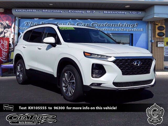 2019 Hyundai Santa Fe 2.4L SEL Plus AWD
